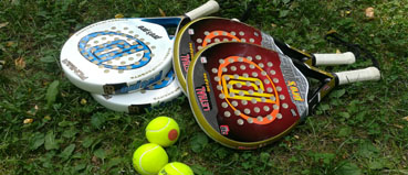 paddle rackets